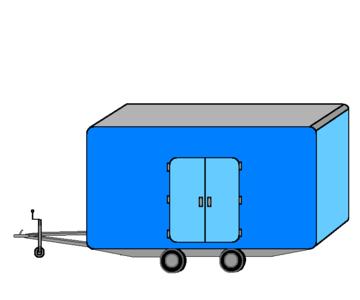 Douchewagen