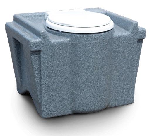 Binnen toilet bouw